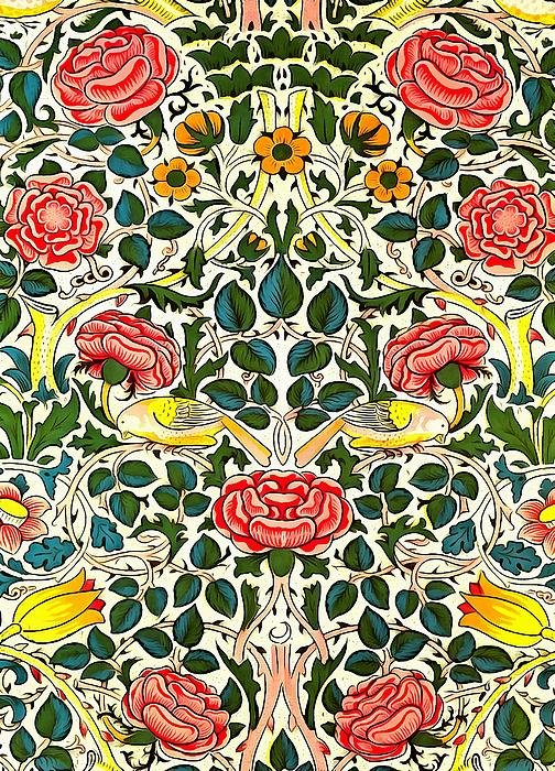 1-rose-design-william-morris